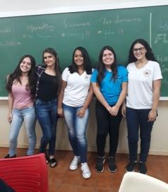 ALUNOS PARTICIPANTES DO PROGRAMA MINIEMPRESA  E.E. JOÃO OMETTO