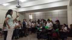 ALUNOS PARTICIPANTES DO PROGRAMA MINIEMPRESA PROF.LÁZARO DUARTE DO PÁTEO